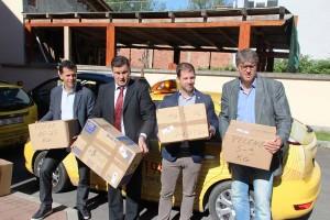 Autoklub Siget i Hrvatski klub olimpijaca uključili se u akciju prikupljanja pomoći za stradale od poplava