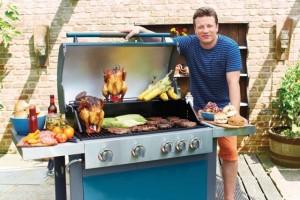 Jamie Oliver i Christian Misirača u Lesnini Jankomir