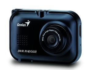 Nova Geniusova videokamera za vozila bilježi sve pred sobom!