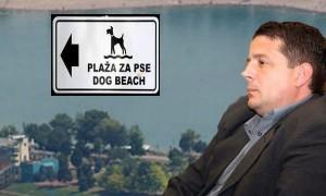 HNS ZAGREB: Stojak predložio otvaranje plaže za kućne ljubimce na Jarunu!