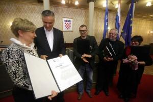 Graditelj orgulja Ivan Faullend Heferer dobitnik Nagrade za životno djelo ULUPUH-a