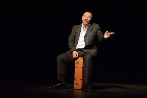 Predstava MOSKVA – PETUŠKI premijerno izvedena u Teatru na Trešnjevci!
