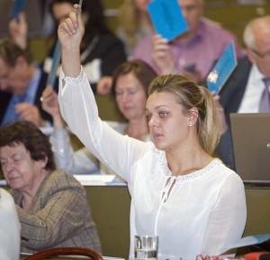 SANDRA PERKOVIĆ: Ja kao vrsni sportaš, apeliram da se sredstva nama sportašima ne smanjuju!