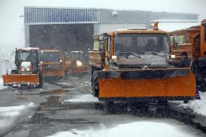 Zimska služba u stanju maksimalne pripravnosti