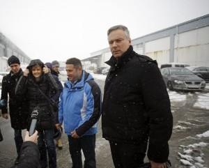 FOTO: Zimska služba spremno dočekala prvi snijeg u Zagrebu