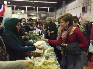 Na velesajmu otvoren Božićni sajam u organizaciji Međunarodnog kluba žena