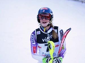 VIP SQT: Mikaela Shiffrin prva nakon prve vožnje