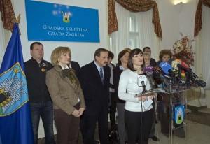 JELENA PAVIČIĆ VUKIČEVIĆ: Mi smo različiti, ali nam je cilj isti, besprijekorno funkcioniranje Grada Zagreba