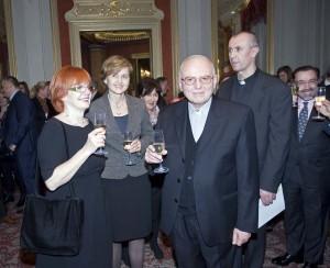 Apostolski nuncij uputio pozdrave Milanu Bandiću sa novogodišnjeg prijema u Dvercima