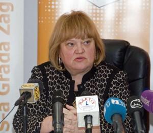 Anka Mrak Taritaš i HNS spremni izaći samostalno na izbore u Zagrebu