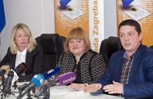 """Zagrebački HNS: """"Aneksi ugovora direktora u Holdingu pljuska su svim Zagrepčanima"""""""