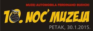 Muzej automobila Budicki u Noći muzeja predstavlja Teslin električni automobil