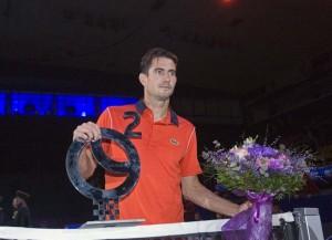 PBZ ZAGREB INDOORS: Španjolac Guillermo Garcia-Lopez pobjednik turnira