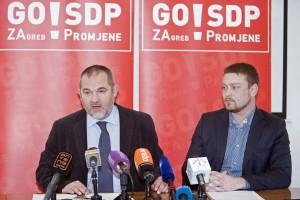 ZVANE BRUMNIĆ: SDP neće popustiti kada je u pitanju gradski interes