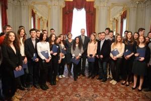 Stipendije Grada Zagreba za najbolje srednjoškolce