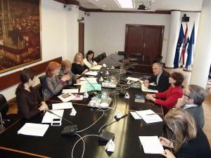 Vesna Kusin primila veleposlanicu Republike Francuske Michele Boccoz