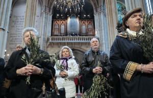 Blagdan je Cvjetnice – početak Velikog tjedna