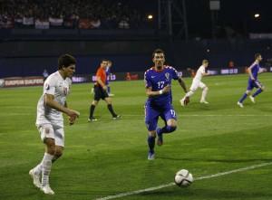 KVALIFIKACIJE ZA EURO 2016.: Hrvatska – Norveška 5:1