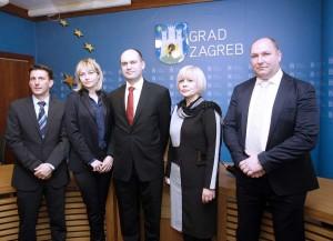 Smjenjena uprava Zagrebačkog Holdinga