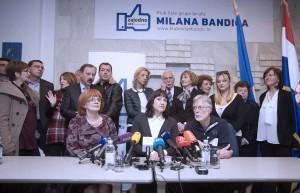 JELENA PAVIČIĆ VUKIČEVIĆ: Bandićevo pritvaranje je politički progon