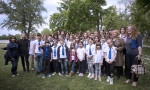 Posjet Zagrebu učenika koji pohađaju hrvatsku nastavu u Rimu
