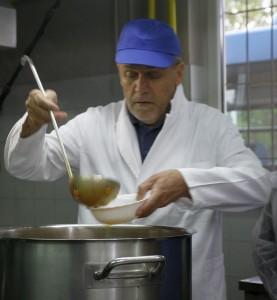 Milan Bandić: Grah je spremljen po mom receptu