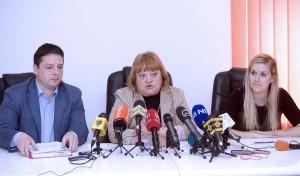 ANKA MRAK TARITAŠ: Smeta nas nered u Zagrebu