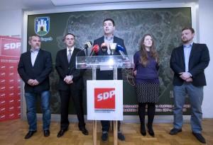 DAVOR BERNARDIĆ: Glasat ćemo za GUP kako bi ljudi mogli legalizirati nekretnine