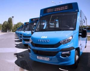 ZET: Dodatni polasci na autobusnim linijama 295, 139 i 141