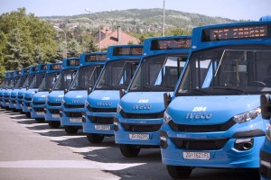 ZET: Dežurna kombi vozila za osobe s invaliditetom