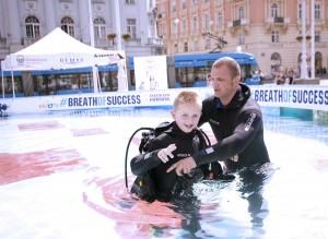 Više od pedesetoro djece sudjeluje u ekološkoj akciji čišćenja podmorja