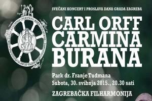 PROSLAVA DANA GRADA:  Zagrebačka filharmonija izvodi glasovitu Carminu Buranu