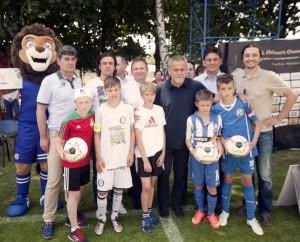FOTO: Prvi puta nogometni Lukoil turnir u Zagrebu
