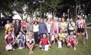 13. Biciklistička karavana put prijateljstva Vukovar – Ljubljana