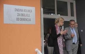 U Jankomiru otvorena dnevna bolnica za oboljele od demencija