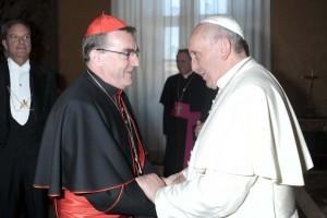 Papa Franjo imenovao kardinala Bozanića posebnim  izaslanikom na proslavi 300. obljetnice svetišta Gospe Sinjske