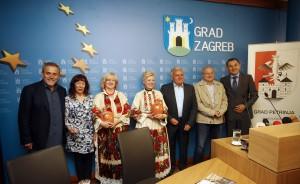 Prezentacija Grada Petrinje i Lovrenčevo u Zagrebu