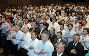 Karamarko pozvao HDZ-ovo članstvo na zajedništvo u borbi za bolju Hrvatsku