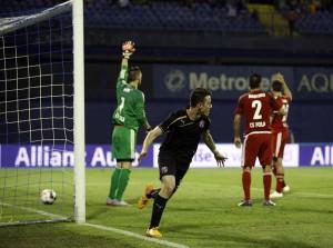 2. PRETKOLO LIGE PRVAKA: GNK Dinamo – CS Fola Esch 1:1