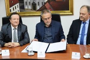 Potpisan Sporazum o suradnji na Programu postakademskog zapošljavanja