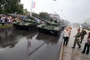 Mimohod spreman, ministar Kotromanović poziva građane da podupru pobjedničku vojsku