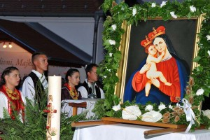 Hrvatska slavi blagdan Velike Gospe