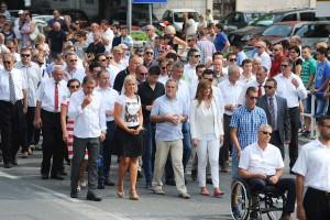 Gradonačelnik Bandić na proslavi blagdana Velike Gospe u Sinju