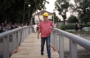 """Zagreb je bogatiji za još jedan most, """"Most zaljubljenih"""""""