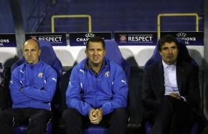 ZORAN MAMIĆ: Već smo počeli pripremu za Arsenal, ali prvo želimo pobjedu protiv Lokomotive