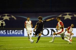 PLAY OFF LIGA PRVAKA: GNK Dinamo – KF Skenderbeu 4:1