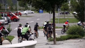 Prva enduro biciklistička staza u Parku prirode Medvednica