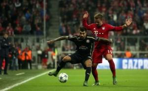 LIGA PRVAKA: FC Bayern München – GNK Dinamo 5:0