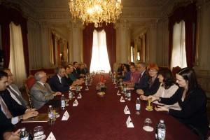 Službeni posjet delegacije Sankt Peterburga