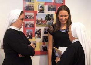 "HŠM: Otvorena izložba ""PRO DEO ET PATRIA"" ženske  opće  gimnazije Družbe sestara milosrdnica"